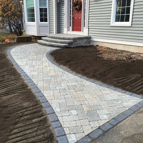 Image Result For Techo Bloc Champlain Grey Herringbone