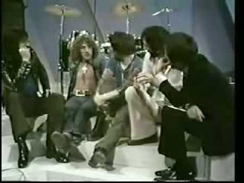 The Who Interview 1973