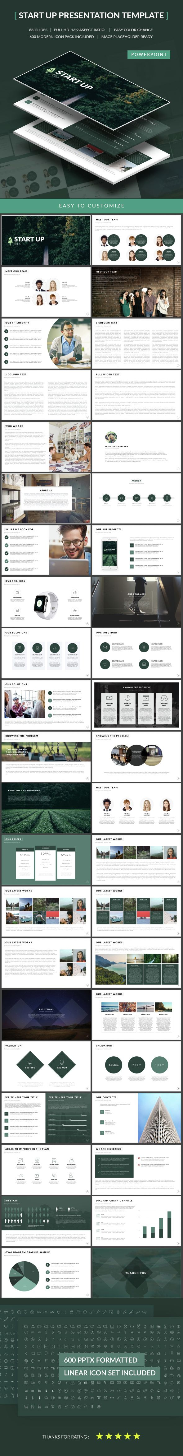 Start Up Powerpoint Presentation Template. Download here: http://graphicriver.net/item/start-up-powerpoint-presentation-template/14835361?ref=ksioks