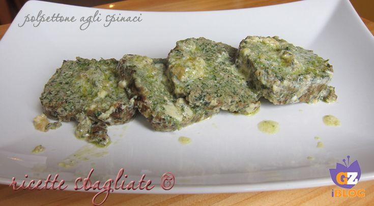 Polpettone agli spinaci, secondo piatto o piatto unico
