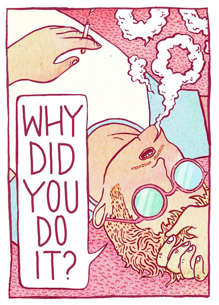 Why Did You Do It?    © 2012, Kirsten Rothbart