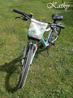 Kathy: Taštička na kolo Bike bag