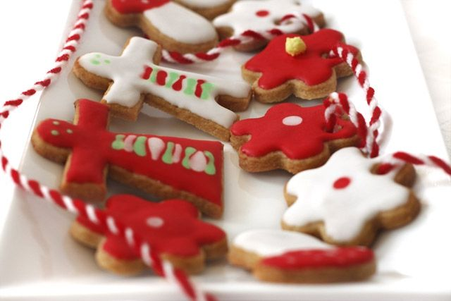 Martenitsa Cookies
