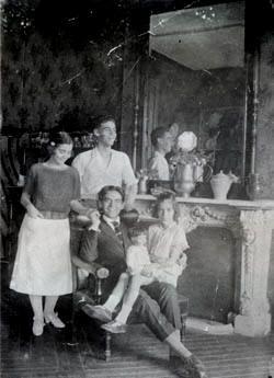 Familia de Federico García Lorca