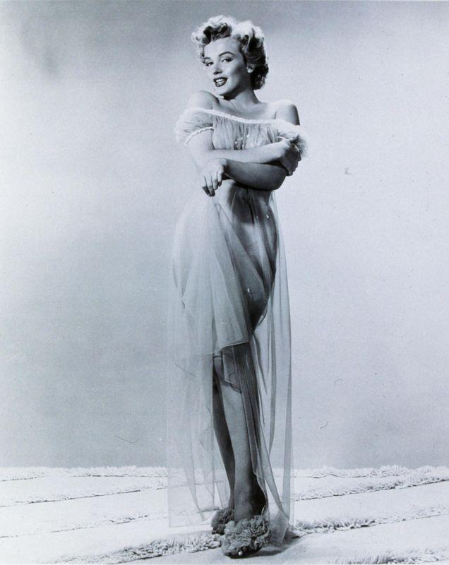 année 1952 - Page 7 - Divine Marilyn Monroe