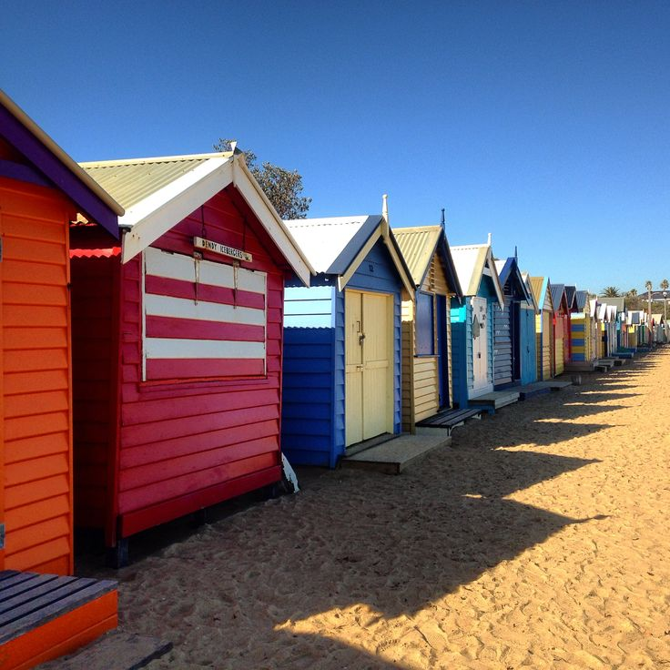 Brighton Beach - Melbourne - Australia