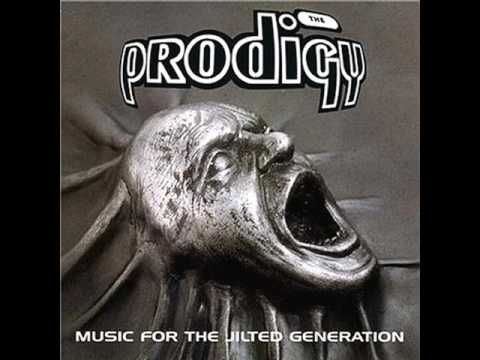 PRODIGY- POISON FROM MUSIC FOR A JILTED GENERATION