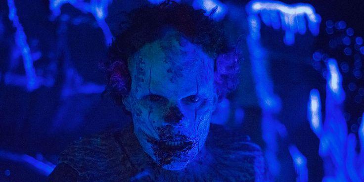 Sortie ce mercredi du long métrage de Jon Watts, Clown, en DVD et Blu-ray chez Wild Side, qui suit la transformation d'un gusse en clown dévoreur d'enfants.
