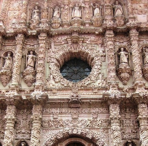 The reason why I love this church is all the attention to detail. Zacatecas, Mexico!: Beautiful Zacateca, Mexico Luagares, Beautiful Mexico, Zacatecas Mexico, Zacatecas México, Lindo Zacatecas, Mexico Cute, Places, Tops Rooms