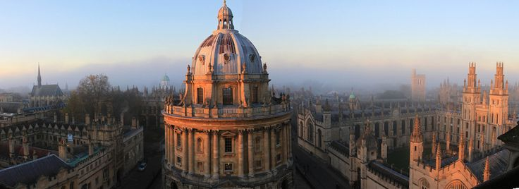 Radcliffe Camera | 32 Photos That Prove Oxford Is An Awe-Inspiring Wonderland...Miss this place a lot