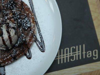 """Σε περιμένουμε στο Hashtag για καφέ-γλυκό-φαγητό-ποτό για χαλάρωση ή διασκέδαση. Εδώ θα τα βρεις όλα... Γρήγορο σέρβις νόστιμες λιχουδιές και ζεστό φιλικό περιβάλλον... Κάθε Κυριακή:""""The Greek Άφτερνουν Party"""" !!! Όλες οι γνωστές ελληνικές επιτυχίες ακούγονται κάθε Κυριακή απόγευμα μέσα από τον αγαπημένο σας χώρο με συναισθήματα υψηλής αισθητικής! Hρώων Πολυτεχνείου 12 Ηλιούπολη Κλείστε θέση τώρα : 210 9927794 Σας περιμένουμε!!!"""