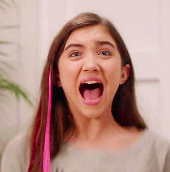 ~Rowan Blanchard in Invisible Sister