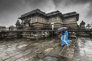 A Rainy Day @ Chennakesava temple, Belur | Karnataka | Flickr - Photo Sharing!