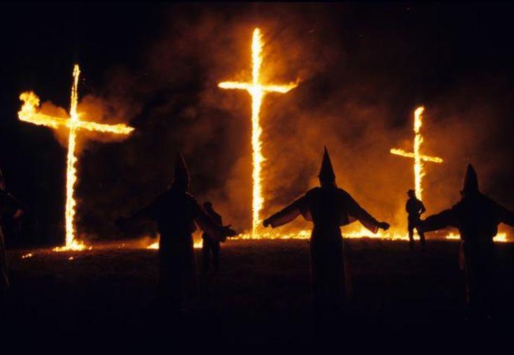 Ku Klux Klan: Het verhaal van de beulen in witte gewaden   Historianet.nl