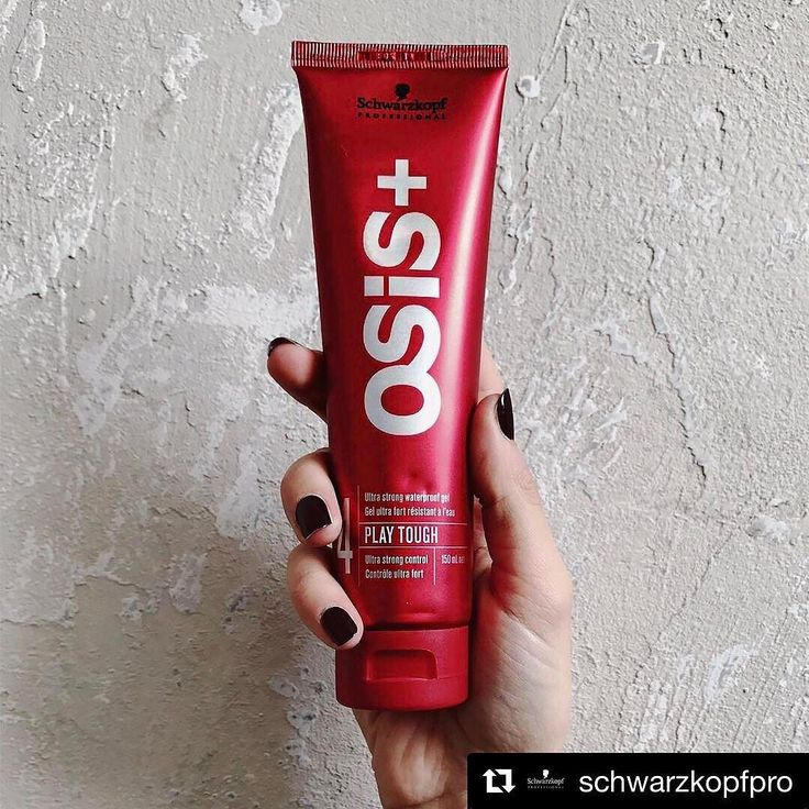 Work hard... play tough!  With ultra strong hold!  Here  www.a4b.gr  #schwarzkopfprofessional #osis #schwarzkopf #styling #beauty #a4b #a4bgr #waterproof #gel #play #tough