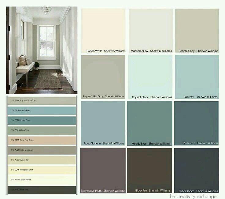 Interiores neutros pastel