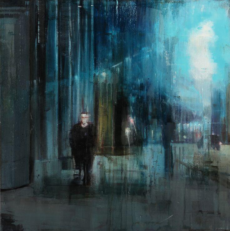 Waiting series by Brett Amory