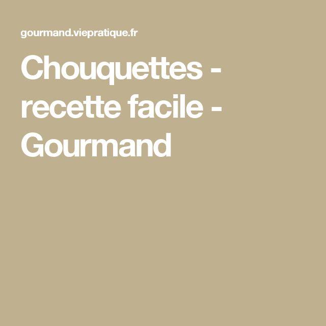 Chouquettes - recette facile - Gourmand