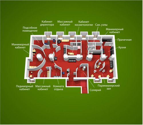 схема проезда, карта проезда (Scheme Directions, map)