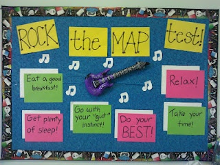 Test Taking Tips Bulletin Board Ideas