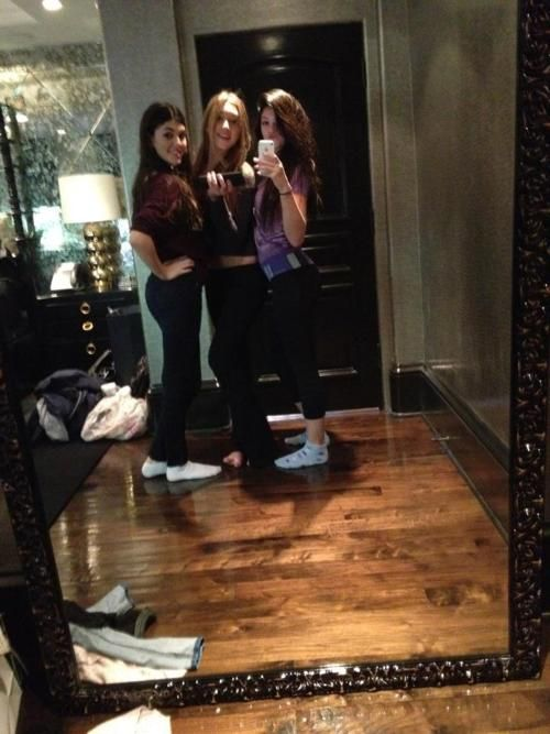 Kendall and Kylie Jenner Confessions- I want the mirror