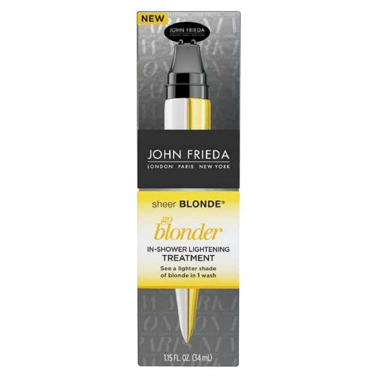 John Frieda Sheer Blonde Go Blonder In Shower Treatment - 1.15 fl.oz
