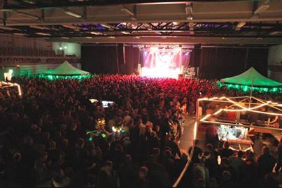 28 August, 2014 - Aurich, GERMANY - With Band Sparkassen-Arena Aurich Tickets go on sale January 29 For more information -  http://www.sparkassen-arena-aurich.de/