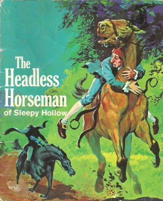 legend of sleepy hollow abridged pdf