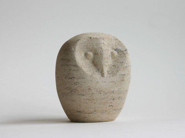 Jennifer Tetlow, stone Barn Owl