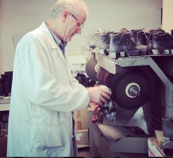 All our shoes are handmade on a great little  factory in Italy