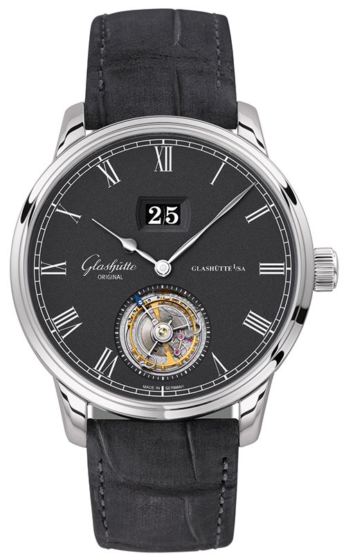 Watches: Glashütte Original – GF Luxury