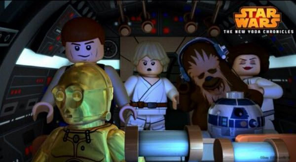 "LEGO's Star Wars ""The New Yoda Chronicles"" Premiering On Disney Channel May 3, 2014"