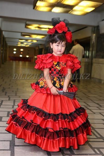 Детские костюмы испании