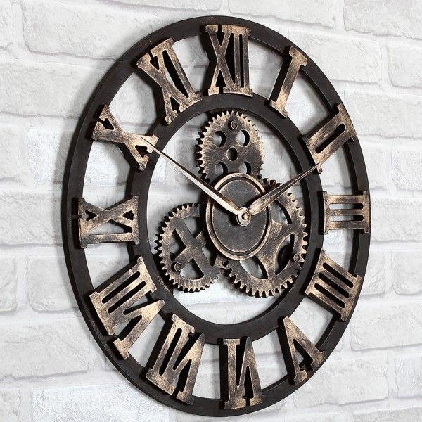 Best 25+ Giant wall clock ideas on Pinterest | Huge wall ...