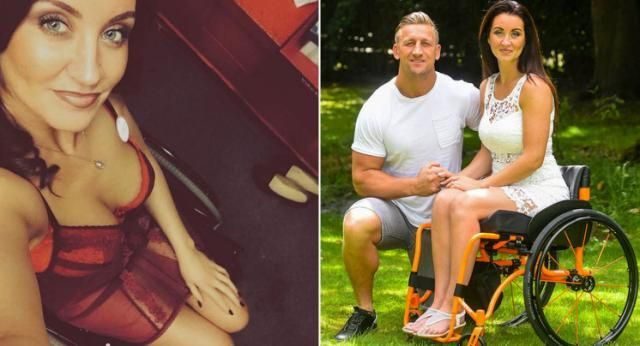 'Dumped on my death bed': Man 'dumps' wife days after she's paralysed by stroke