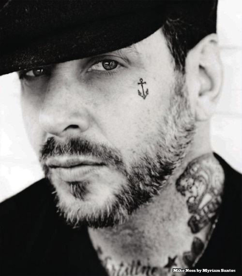 Mike Ness ~ sexy tattoo ~