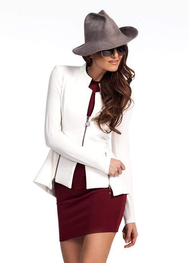 VolumeX with Eda Taşpınar Ceket Markafoni'de 149,90 TL yerine 54,99 TL! Satın almak için: http://www.markafoni.com/product/6675021/ #edataspinar #elbise #moda #trend #fashion #dress #stylish #celebrity #markafoni