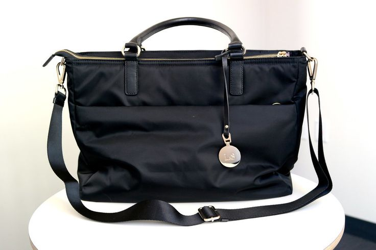 If you live in a rainy city, make the Brookline tote ($198, fits up to 15-inch laptops) your top pick. With...