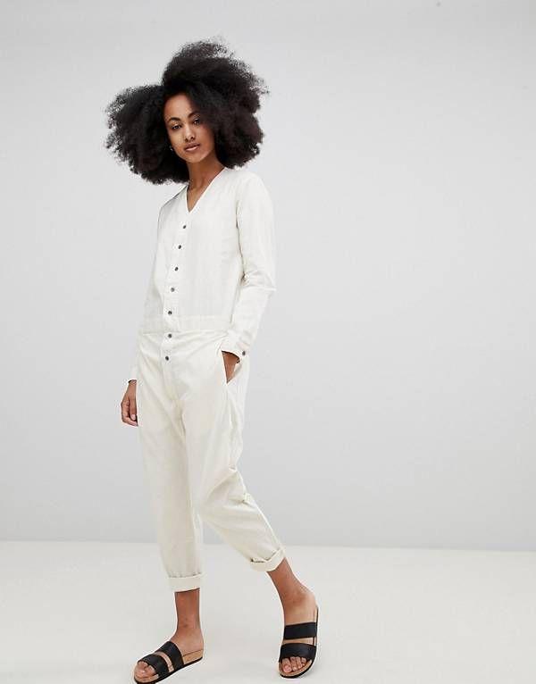 31604e5ff913 Seeker Boilersuit in Organic Hemp Cotton