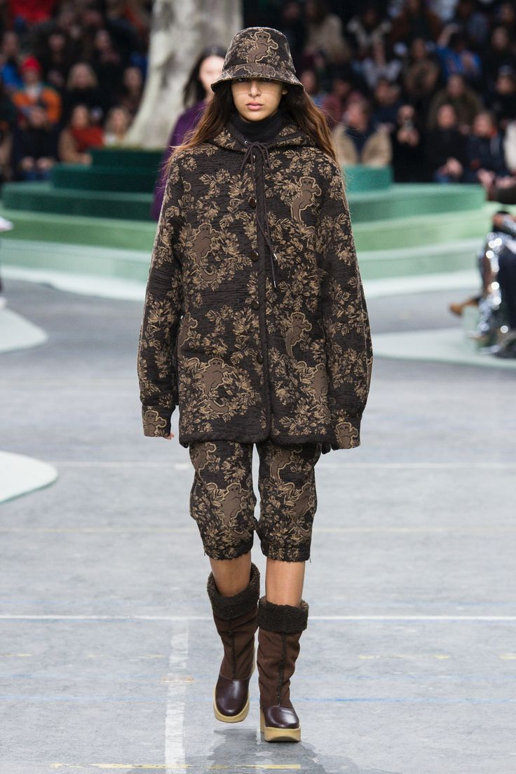 Lacoste Fall 2018 Ready-to-Wear Collection - Vogue