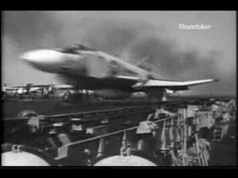 МиГ–17 в прицеле F–105 Thunderchief. Вьетнамская война. 60–е. — Фотографии из прошлого