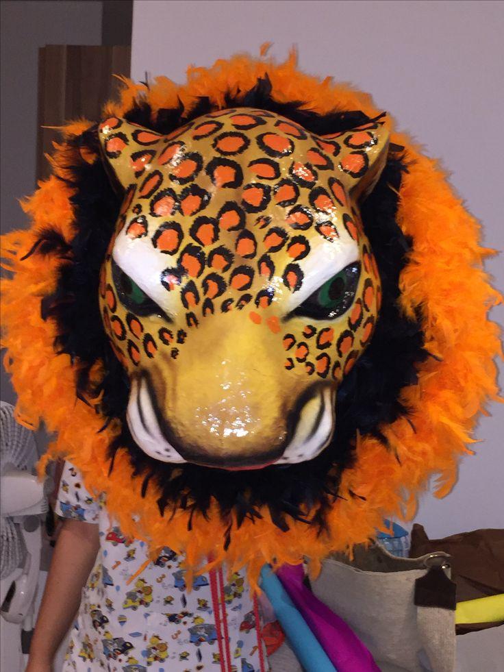 Máscaras carnaval de Barranquilla