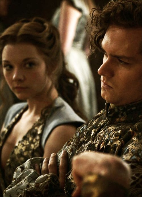 Margaery & Loras Tyrell  Game of Thrones S3E8