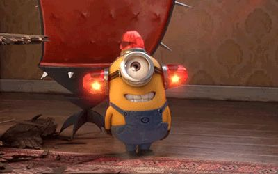 """Bee-do, bee-do, bee-do!"""