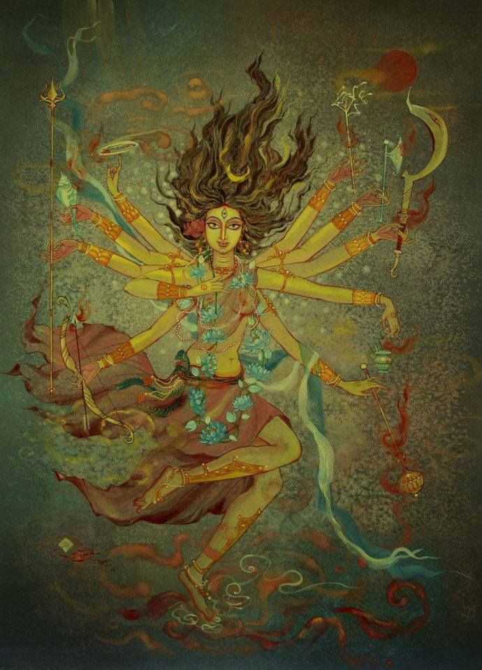 Shakti by Tanushree Gosh