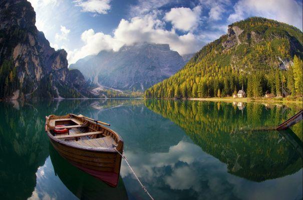 Фото: Пейзажи невероятной красоты вдалеке от туристических маршрутов (Фото)