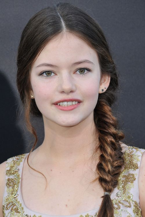 braided hairstyle for teenage girls