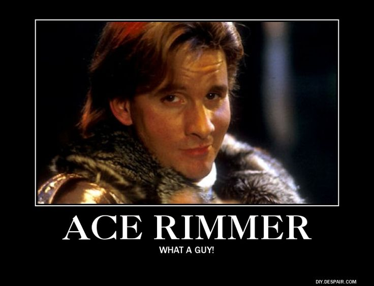 Ace Rimmer (Red Dwarf)