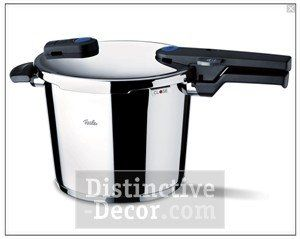 Fissler Vitaquick 8 Quart Pressure Cooker *** Learn more by visiting the image link.