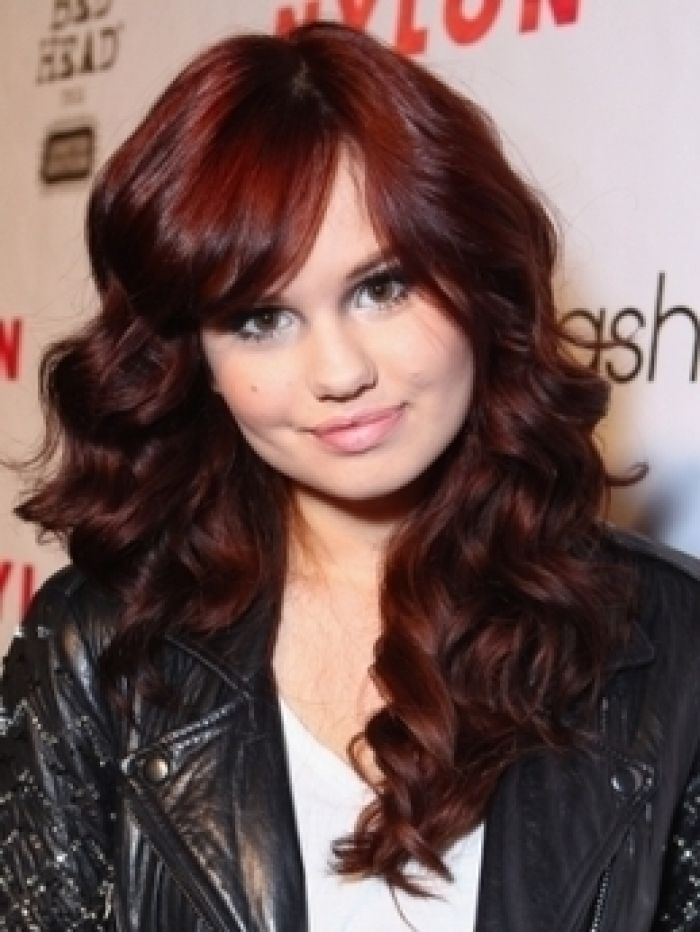 Cherry Cola Brown Hair Color With Highlights Cherry coke red hair  hair